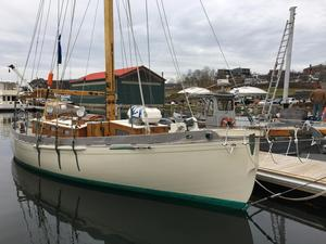 Used Lyle Hess Bristol Channel Cutter Sailboat For Sale
