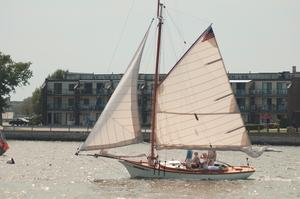 Used Friendship Sloop Sailboat For Sale