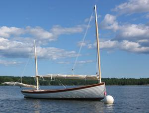 Used Herreshoff Coquina Daysailer Sailboat For Sale