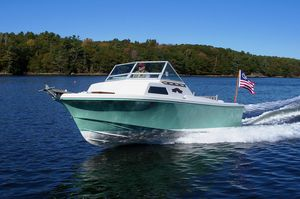 Used Stamas V-24 Clearwater Cuddy Cabin Boat For Sale