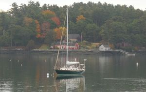 Used Mason 43 Cutter Sailboat For Sale