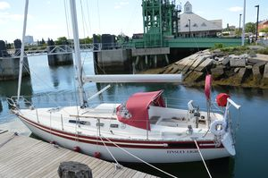 Used Scanmar 33 Racer and Cruiser Sailboat For Sale