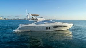Used Azimut 77S Motor Yacht For Sale