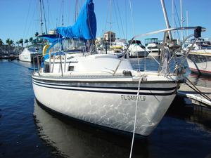 Used Newport Mark II Cruiser Sailboat For Sale