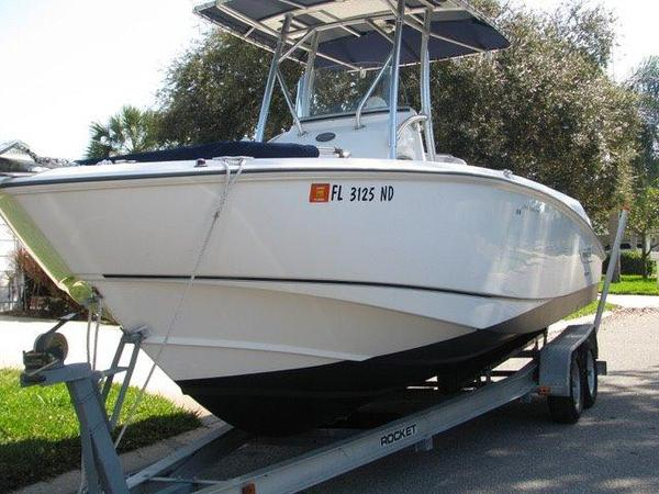 Used Boston Whaler 24 Outrage Center Console Fishing Boat For Sale