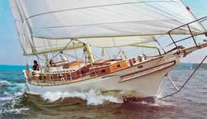 Used Cherubini 44 Cruiser Sailboat For Sale