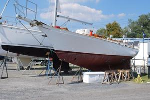 Used Cherubini 44' Cruiser Sailboat For Sale