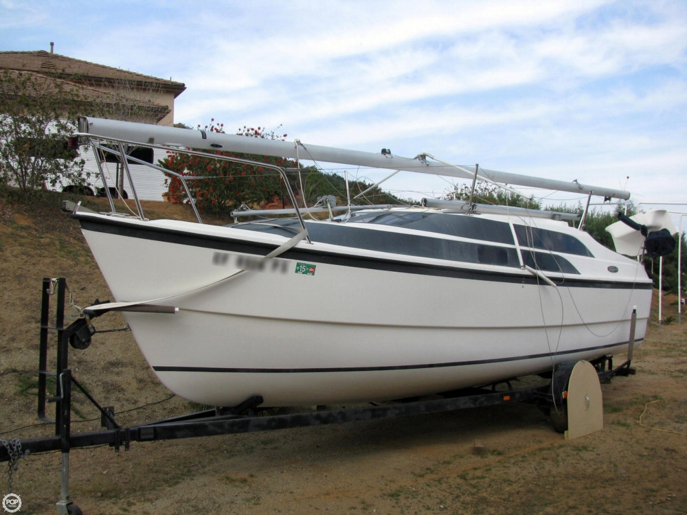 Used Macgregor 26 Motorsailer Sailboat For Sale