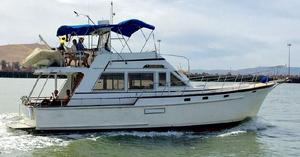 Used Kong & Halvorsen Island Gypsy 44 Trawler Boat For Sale