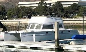 Used Pdq 34 Power Catamaran Boat For Sale