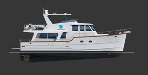 New Explorer Motor Yacht Pilothouse Motor Yacht Motor Yacht For Sale