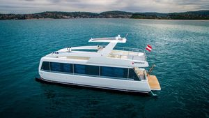 New Overblue Yachts Overblue 44' Motor Yacht Commercial Boat For Sale