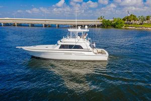 Used Bertram 54 Convertible | Trade Sports Fishing Boat For Sale
