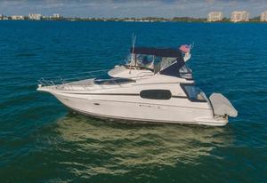 Used Silverton 410 Sport Bridge Cruiser Boat For Sale