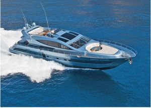 New Cerri Cantieri Navali 102' Flyingsport Motor Yacht For Sale