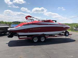 Used Crownline Eclipse E6Eclipse E6 Deck Boat For Sale