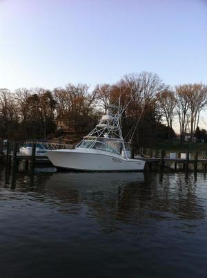 Used Albemarle 330 Express Fisherman Saltwater Fishing Boat For Sale