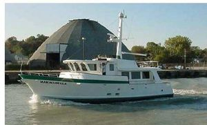 Used Kanter Trans Oceanic Pilothouse Motor Yacht For Sale