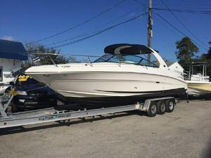 Used Sea Ray 290 Sun Sport SS Express Cruiser Boat For Sale