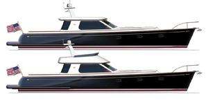 New Reliant Yachts 60 Express Commercial Boat For Sale