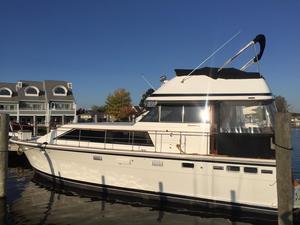 Used Trojan 44 Motor Yacht Cruiser Boat For Sale