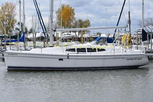 Used Hunter 39 Cruiser Sailboat For Sale