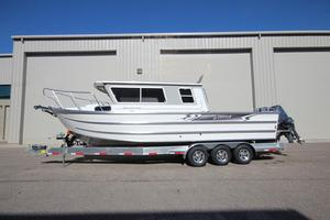 New Weldcraft 280 Cuddy King IN Stock Freshwater Fishing Boat For Sale