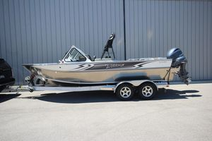 New Weldcraft 202 Rebel Demo IN Stock Freshwater Fishing Boat For Sale