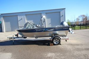 New Weldcraft 18 Angler IN Stock - Demo Freshwater Fishing Boat For Sale