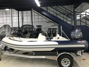 New Avon Seasport 470 Deluxe NEO 90HP IN Stock Rigid Sports Inflatable Boat For Sale