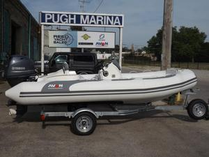 New Avon Seasport 440 Deluxe NEO 60HP IN Stock Rigid Sports Inflatable Boat For Sale