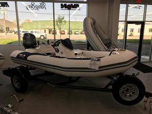 New Avon Seasport 400 Deluxe NEO 50HP IN Stock Rigid Sports Inflatable Boat For Sale
