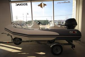 New Avon Seasport 340 Deluxe NEO 40HP IN Stock Rigid Sports Inflatable Boat For Sale