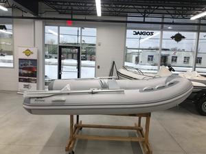 New Zodiac Cadet 300 Rib UL Aluminum PVC Tender Boat For Sale