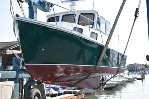Used Down East Alley BEAL Down East Commercial Boat For Sale