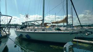 Used Caliber 35 Cruiser Sailboat For Sale