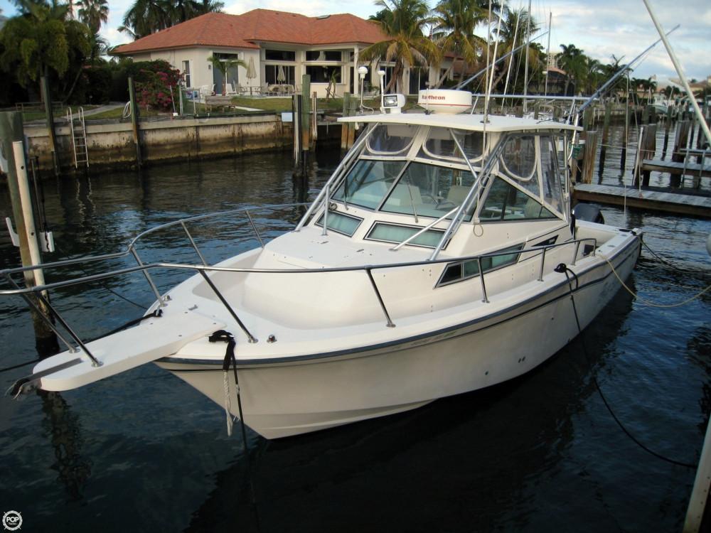 Used Grady-White 280 Marlin Walkaround Fishing Boat For Sale