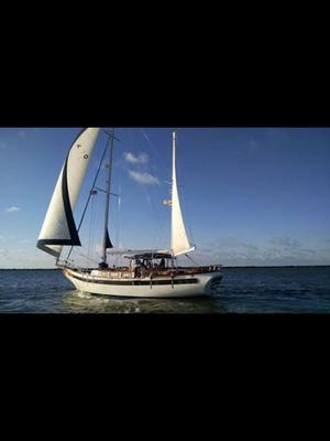 Used Formosa 51 Ketch Cruiser Sailboat For Sale