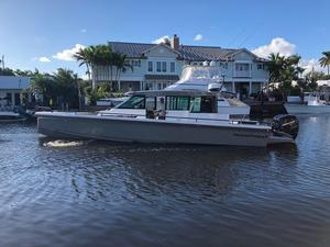 New Axopar 37 Sport Cabin Pilothouse Boat For Sale