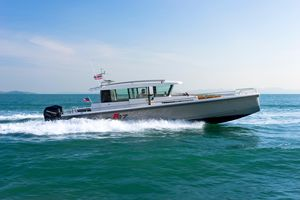 New Axopar 37 Cabin Center Console Fishing Boat For Sale