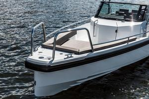 New Axopar 28 Open Cabin Center Console Fishing Boat For Sale