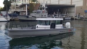 Used Axopar 28 Cabin R Version Center Console Fishing Boat For Sale