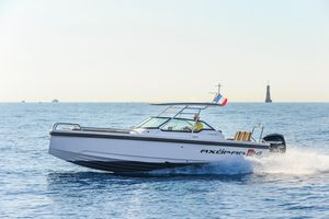 New Axopar 24 T Top Center Console Fishing Boat For Sale