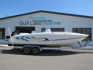 Used Baja Islander 250Islander 250 Center Console Fishing Boat For Sale