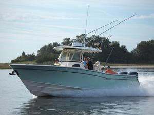 New Grady-White Canyon 306 Center Console Fishing Boat For Sale