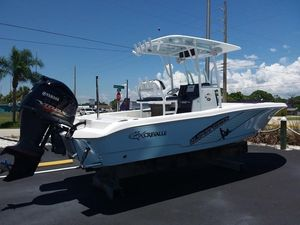 New Crevalle 24 Bay SE Center Console Fishing Boat For Sale