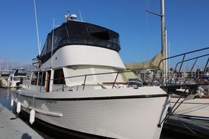 Used Jones Goodell Aft Cabin Trawler Boat For Sale