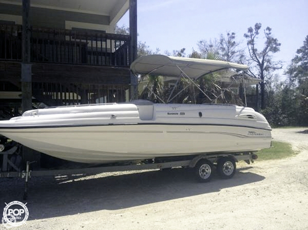 Used Chaparral Sunesta 232 Deck Boat For Sale