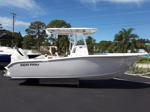 New Sea Pro 239 Deep V CC Center Console Fishing Boat For Sale