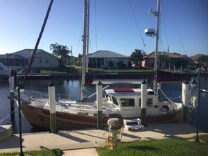 Used Fisher 34 Pilothouse Sailboat For Sale